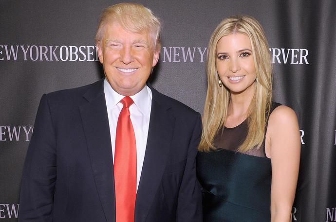 Would you date Eric Trump/Ivanka Trump?