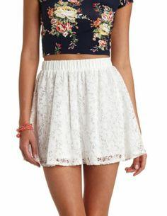 What would you wear with this skirt?