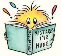 Name 2 things you have learned from your past mistakes?