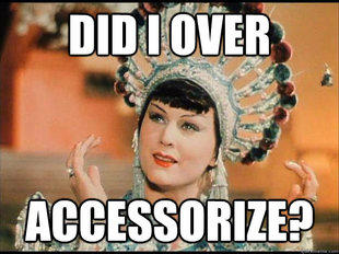GAGers! do you like to accessorize?