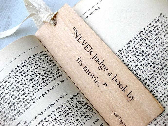 Do you prefer folding over the corner of the page or inserting an actual book mark when pausing your reading?