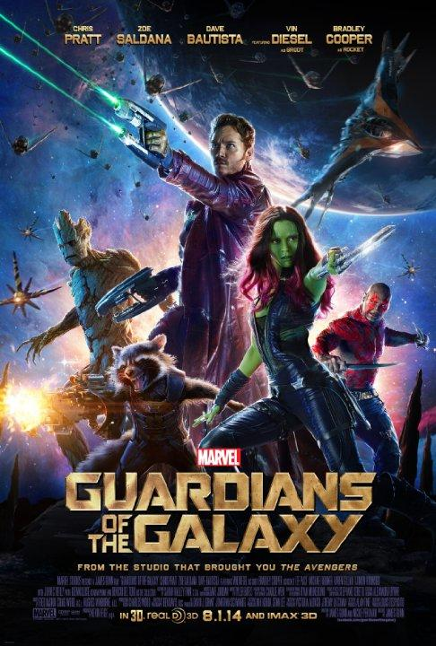 Would you rather be in Star Wars or guardians of the Galaxy?