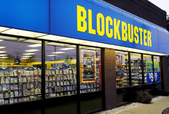 Who here misses Block Buster move rental?