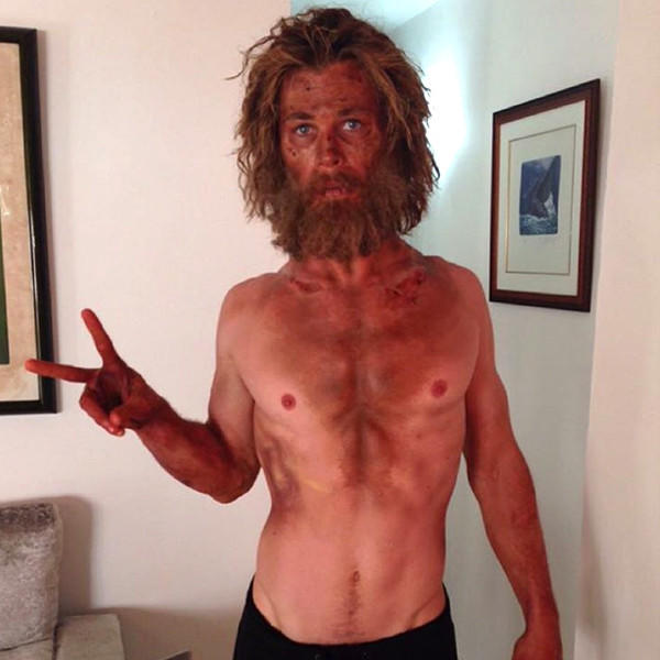 What do you think of Chris Hemsworth new weight loss?