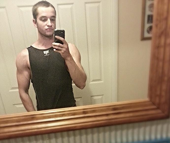 Do i look like i even lift?