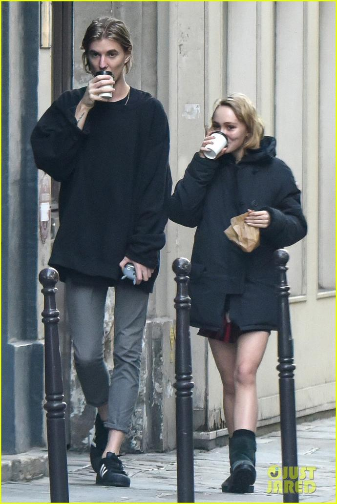 Is the cup they're holding the same size?
