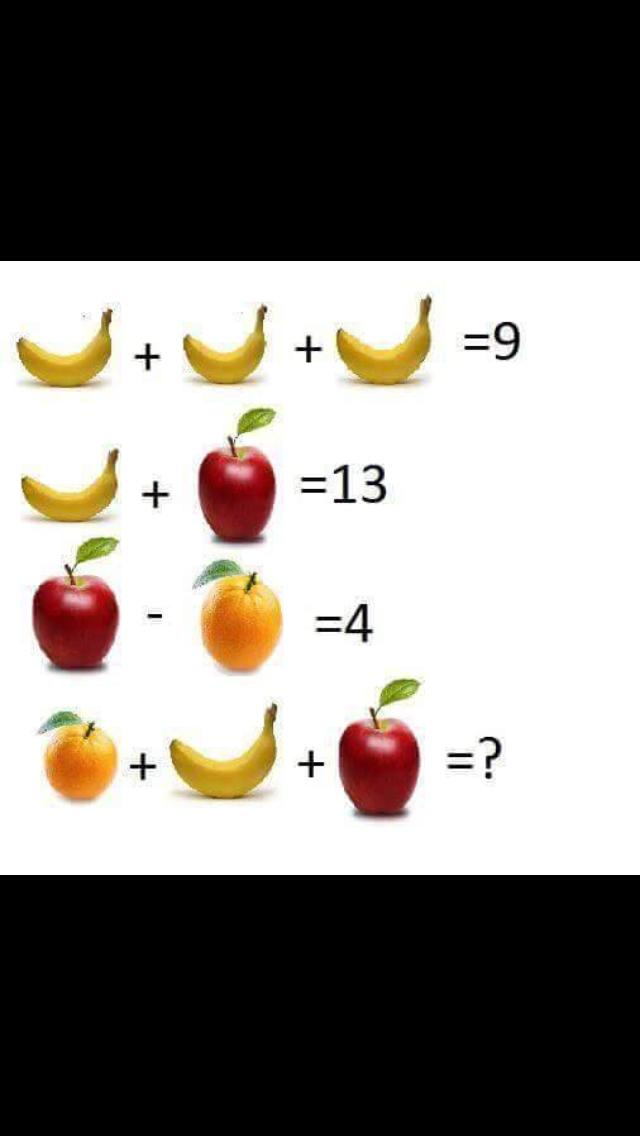 Just for fun.... :) for away guys! What's the answer?