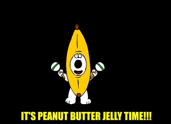 Peanut butter or jelly!!?