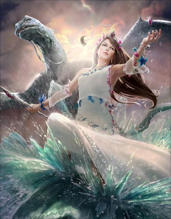 Do you ever wish you could have your own pet sea serpent?