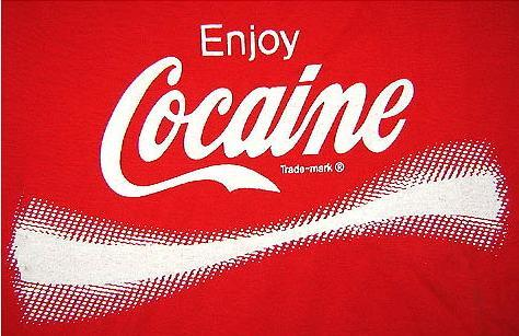 Do you believe coca-cola actually contains cocaine by some degree but coca-cola company keeps it a secret?