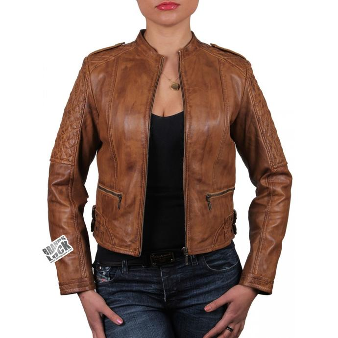 Does it take a certain kind of person to pull of a leather jacket?