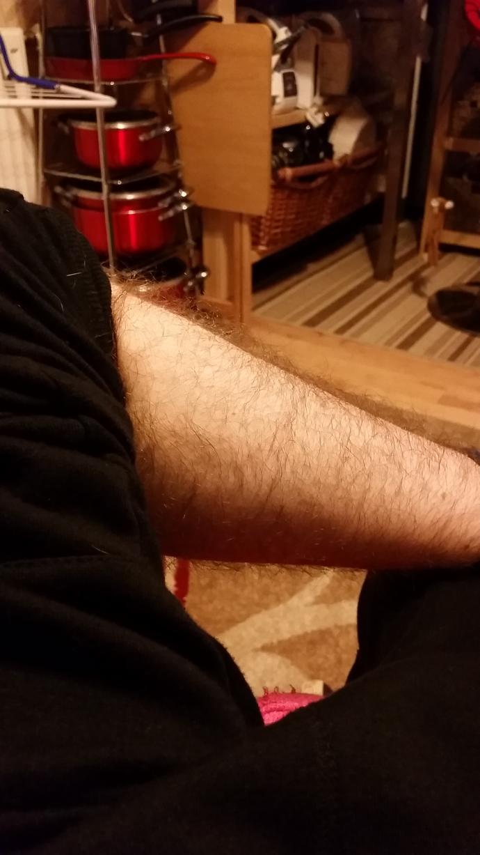 Rate my leg people?