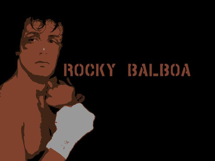 Are you a fan of the Rocky Balboa movies?