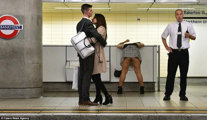 What would you do if you had to vomit in public?