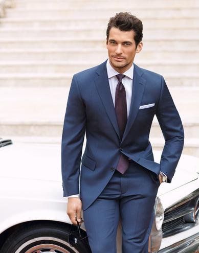 David Gandy vs Dylan O'brien?