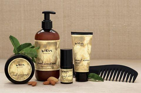 how many of you use the WEN Healthy Hair Care Set?