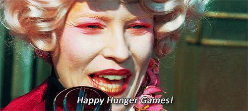 Hunger Games Vs Battle Royale?