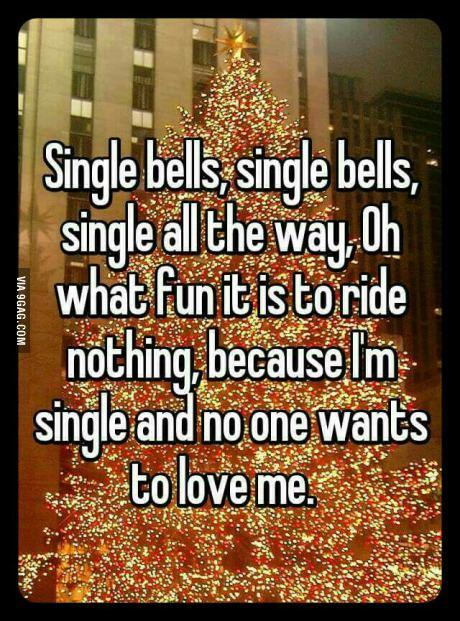 Single people of G@G, what are you doing for Christmas and New Year's Eve?