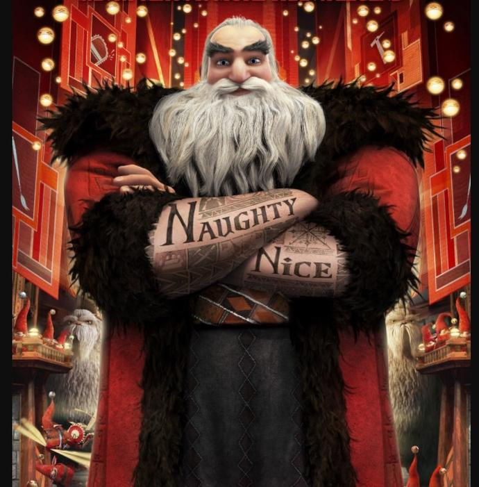 Who is on the GAG naughty and nice list?