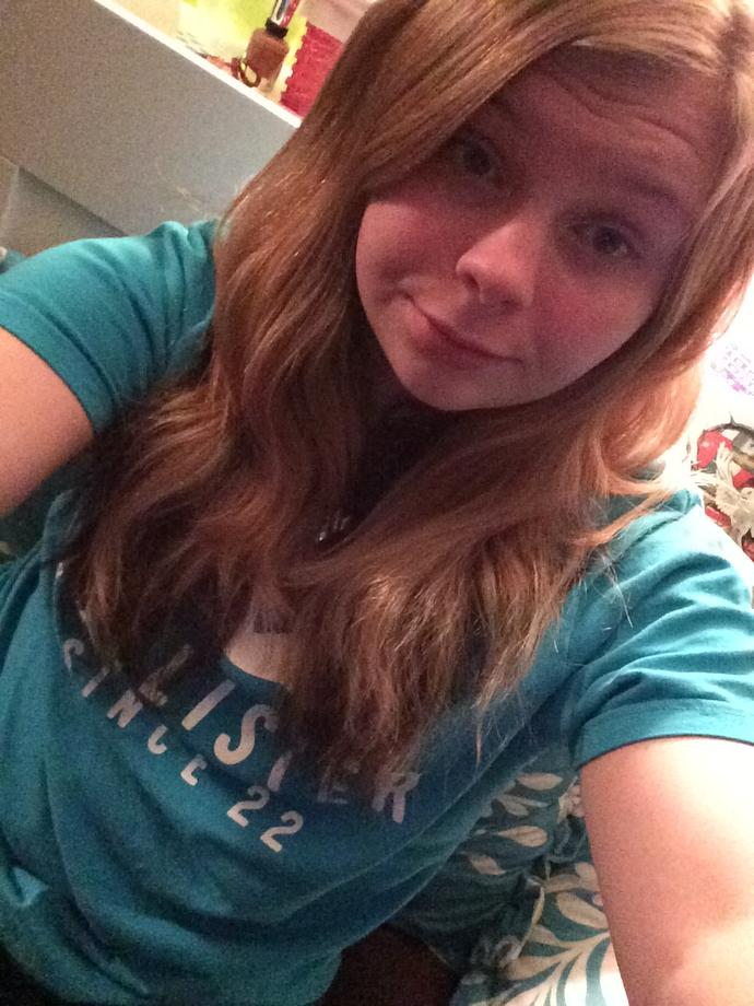 This is me. No makeup, natural hair, and in pjs. Please comment your thoughts good or bad?
