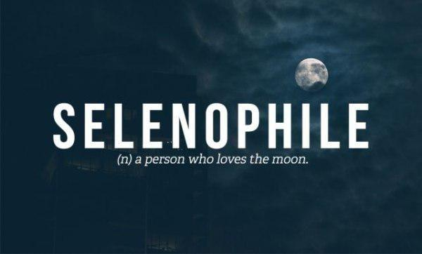 Are you a Selenophile?