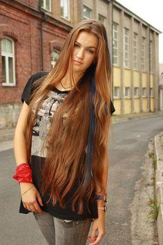 Guys, is really long hair that attractive?