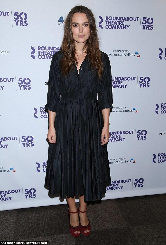 Guys, Would you date Keira Knightley? & rate her?