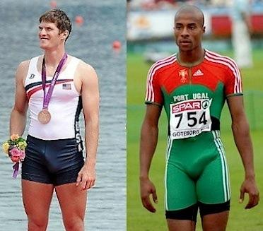 Who else thinks athletic men are super hot?