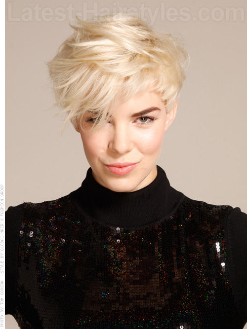 Thinking about cutting my hair this way, what do you think?