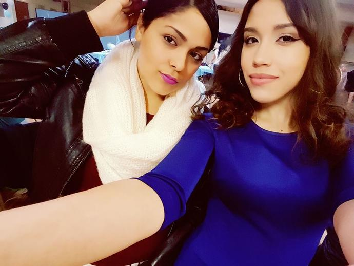 Im bored sooooooo.....Rate both girls 1-10,  how old do we look?  guess....are we fam or friends?