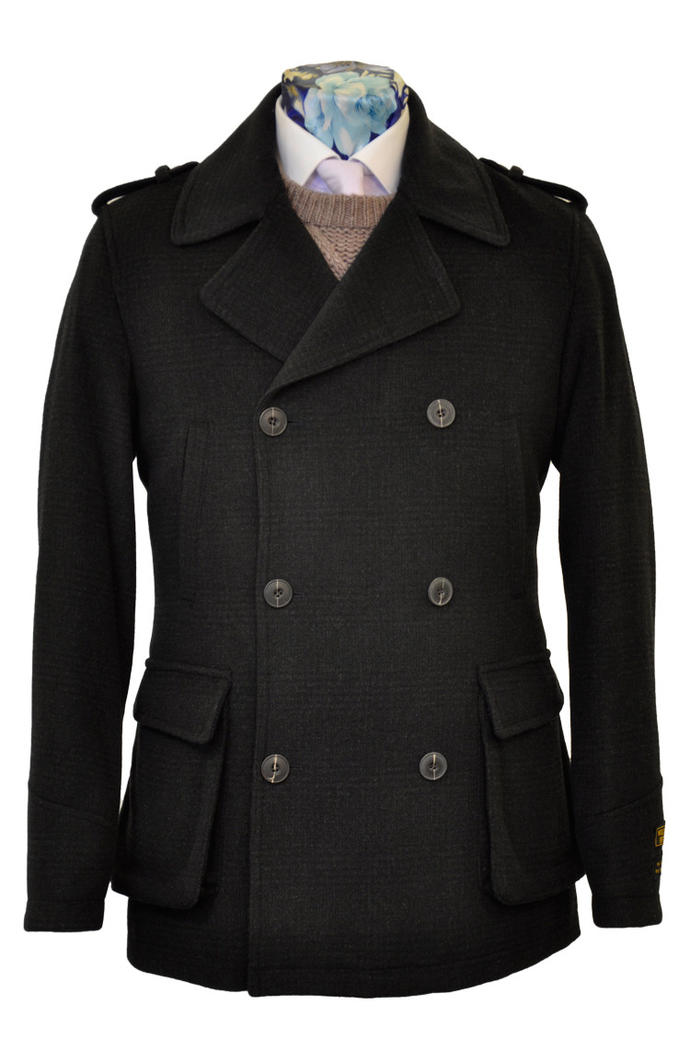 Opinions on this William Hunt Overcoat?