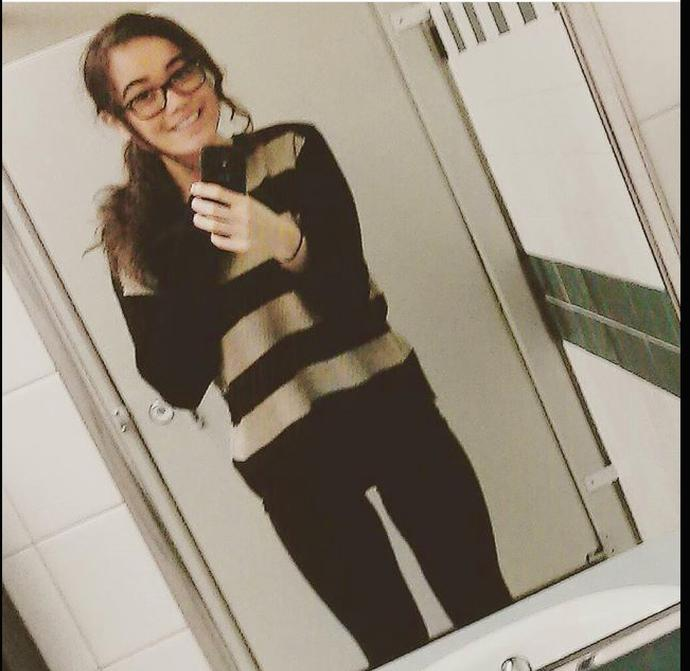 Low quality pic but will you rate me 1-10?