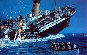 Would you have given up your seat on the last  lifeboat as the TITANIC went down?