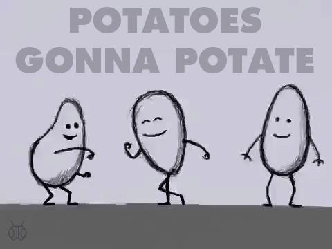 Potato or Pah-tah-toh, which do you prefer?