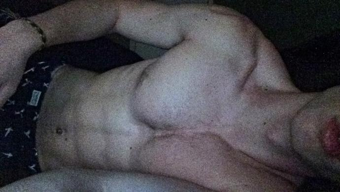 18 years old, 170 lbs, what do you think of my body?