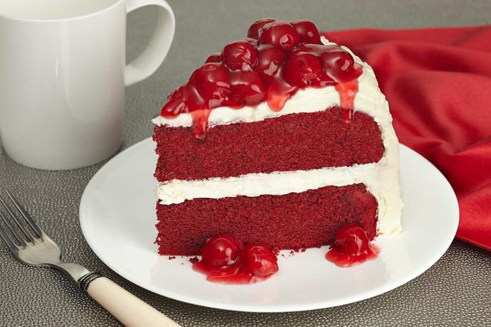 Gadgers, do you like red velvet cake? If not, what are some of your favorite cakes to eat 😊😌🍰🍰🎂🎂?