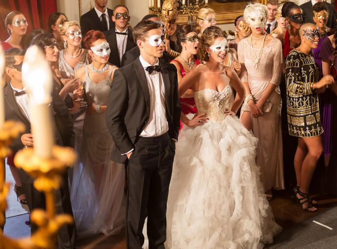 Have any of you ever been to a Masquerade Ball?