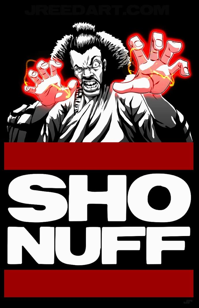 If they ever do remake The Last Dragon, Do you think Sho'nuff should win the last battle this time?