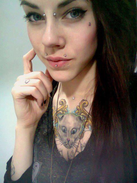 Do you like piercings on women?