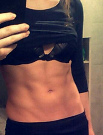 What do you think of my stomach?