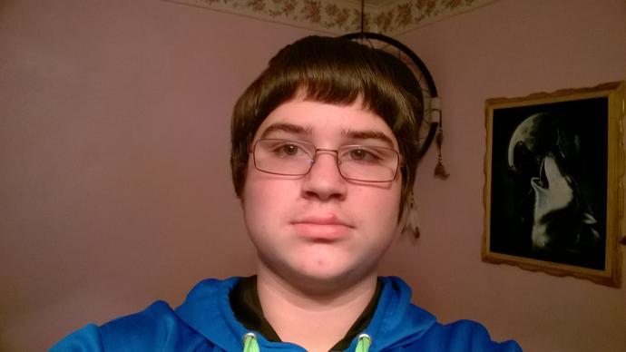 How do I look. ?