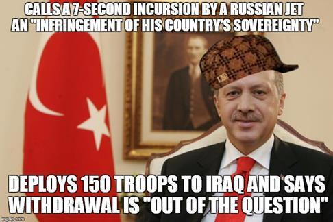 Do you think that Erdogan is a hypocrite?