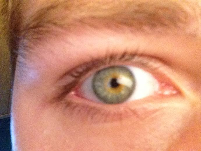 Girls, are my eyes special?