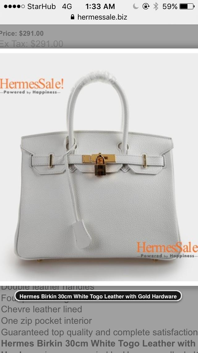 White or gold hardware for this bag?