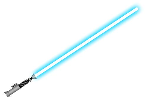 If you could make a lightsaber, what color would it be?