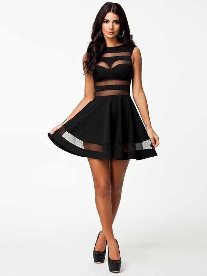 Would you say this dress is too revealing?