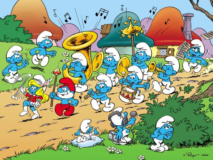 Whats  your favorite  Smurf ?