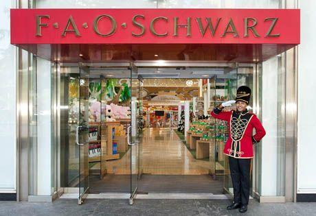 How do you feel about FAO Schwarz closing?