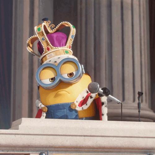 King Bob! King Bob?