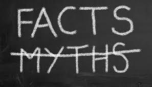 What are some of the most annoying myths and urban legends out there, that a lot of people actually believe?